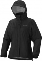 Marmot Women PreCip Jacket - Marmot Women PreCip Jacket  Black, S