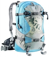 Deuter Freerider 24 SL - Deuter Freerider 24 SL cream-babyblue