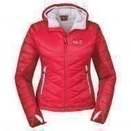 Jack Wolfskin Thermosphere Jacket Women clear red S clear red | S