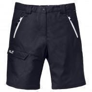 Jack Wolfskin Active Track Shorts Women darksteel 44 darksteel | 44