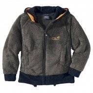 Jack Wolfskin Kids Hooded Highloft Jacket