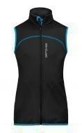Ortovox Fleece Vest Women black-raven | S