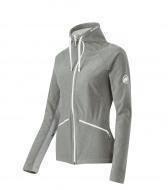 Mammut Niva Midlayer Jacket Women icelandic-melange | S