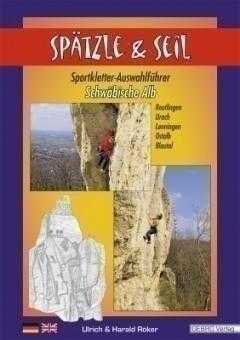 Gebro Verlag Spätzle & Seil Kletterführer