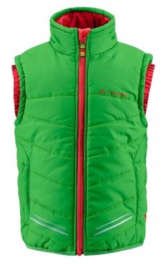 Vaude Kids Artic Fox Vest - green / 134/140