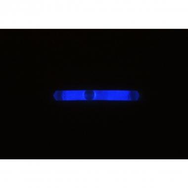 Leuchtstab Micro, 3,9 cm blau