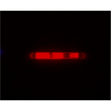 Leuchtstab Micro, 3,9 cm rot