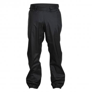 Bergans Super Lett Lady Pant Long Zip - black / M