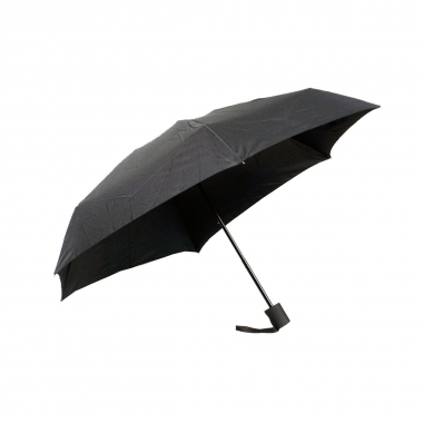 Regenschirm Mini Pocket schwarz, 18,5 cm