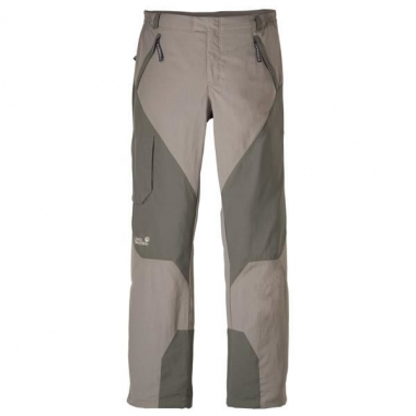 Jack Wolfskin Oregon Nano-Tex Pants Men - stone / 48