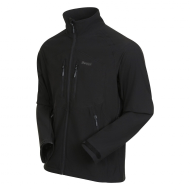 Bergans Stranda Basic Jacket - black / S