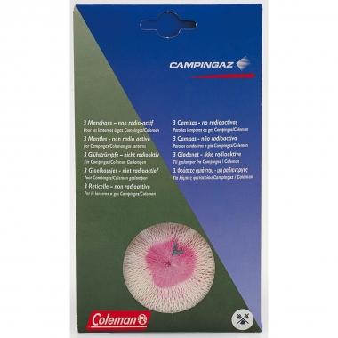 Campingaz/Coleman Glühstrümpfe, Größe S 3er Pack