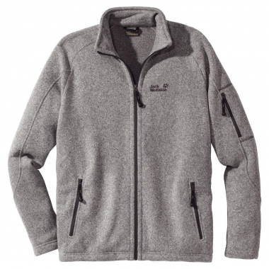Jack Wolfskin Caribou Lodge Men - lihgtgrey / XL