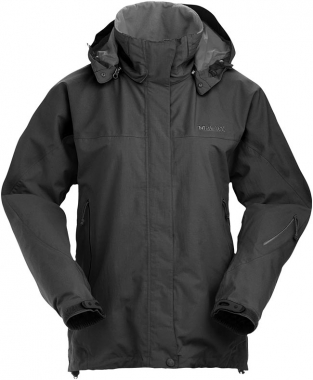 Marmot Women Typhoon Jacket - black / L