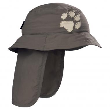 Jack Wolfskin Kids Protection Hat - basalt / S