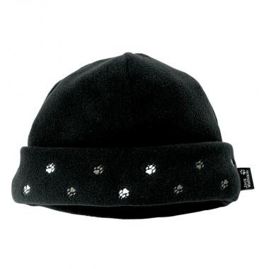Jack Wolfskin Multipaw Cap - black / One Size