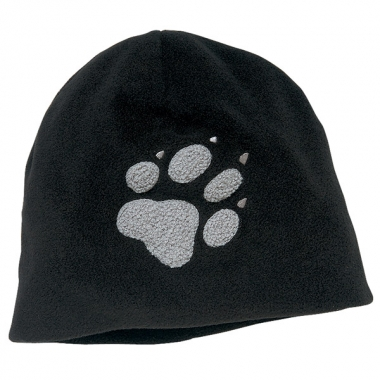 Jack Wolfskin Paw Hat - black / One Size