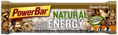 PowerBar Natural Energy - cacao-crunch