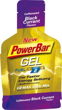 PowerBar PowerGel - blackcurrant-koffein