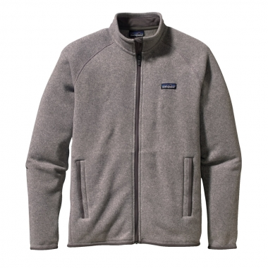 Patagonia Mens Better Sweater Jacket - stonewash / XXL