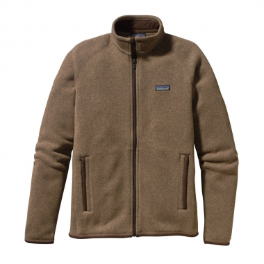 Patagonia Mens Better Sweater Jacket - vintage-gold / ...