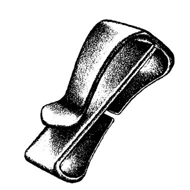 NM Bandendenklammer 25 mm
