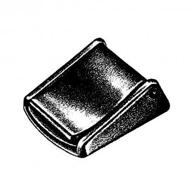 NM Klemmdeckel 25 mm