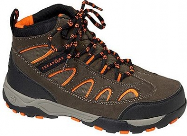 Jack Wolfskin Kids All Terrain - orange crush / 31