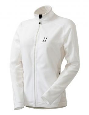 Haglöfs Iso Q Jacket - offwhite-ivory / L