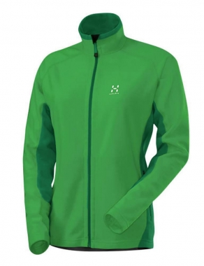 Haglöfs Iso Q Jacket - oxidegreen-verdigreen / S