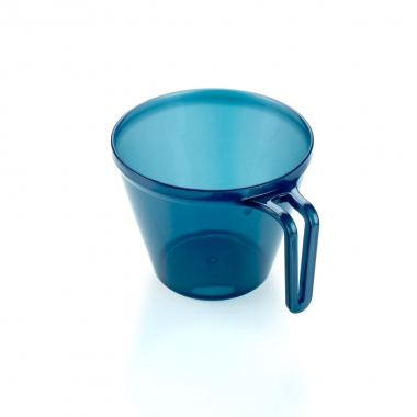 GS I Lexan Tasse Glacier ice blue 340 ml