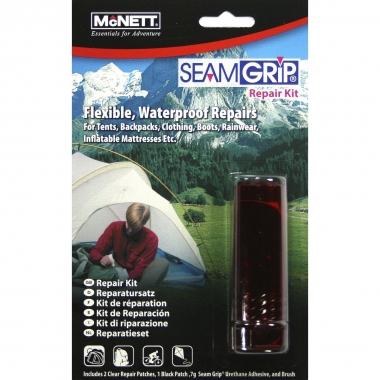 McNett Seam Grip Universal Repair Kit 7g Seam Grip & 2 Fli