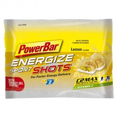 Power Bar Ride Shots Lemon
