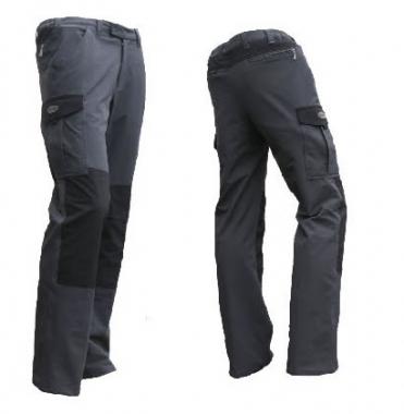 Sunway Mountain Pants Herren - black-anthrazit / 54