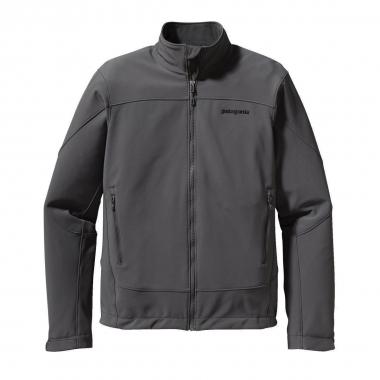 Patagonia Mens Adze Jacket - forge-grey / XL