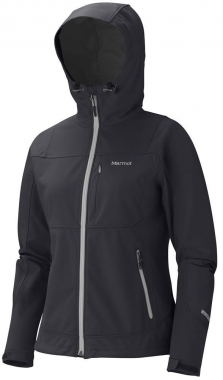 Marmot Womens Rom Jacket - black / L