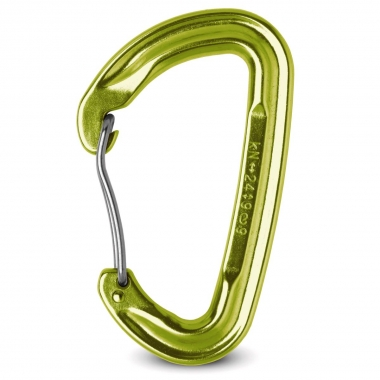Salewa Karabiner SUB G4 wire, green