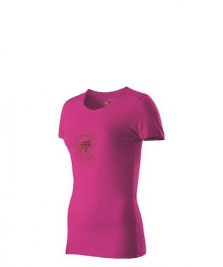 Mammut Adelina T-Shirt Women - azalee / M