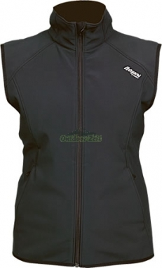 Bergans Basic Lady Vest Softshell-Weste - black / M