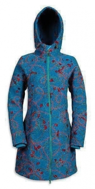Tatonka Womens Machala - teal / 38