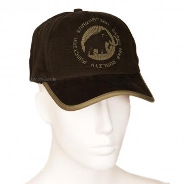Mammut Baseball Cap 1862 - darkolive-lizard / L