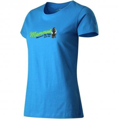 Mammut Elyse T-Shirt Women - riviera / L