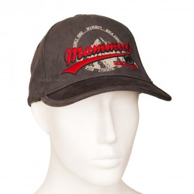 Mammut Baseball Cap Essentials - smoke / S