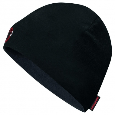 Mammut Fleece Beanie - black / OneSize