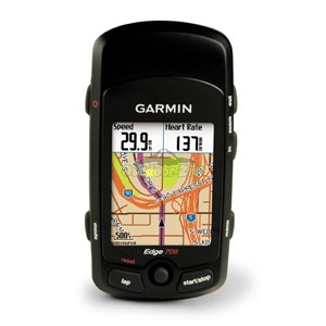 Garmin Edge 705 HR inkl. Brustgurt