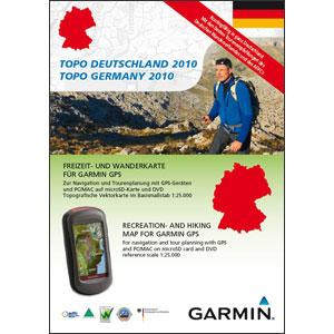 Garmin Topo Deutschland 2010 Gesamt