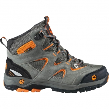 Jack Wolfskin Kids All Terrain Texapore - tarmac-grey / 33