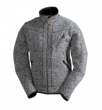 66 North Gola Jacket - lightgrey-heathergrey / M