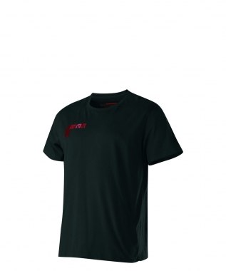 Mammut Ledge T-Shirt - black-inferno / M