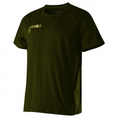 Mammut Ledge T-Shirt - ivy / L